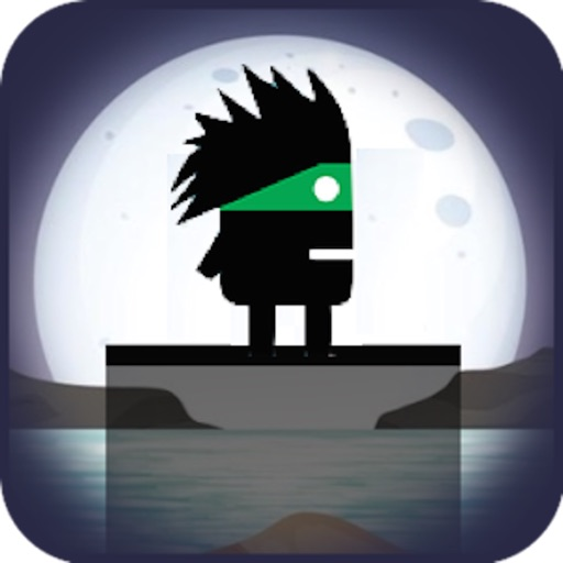 Stickman Cliff icon