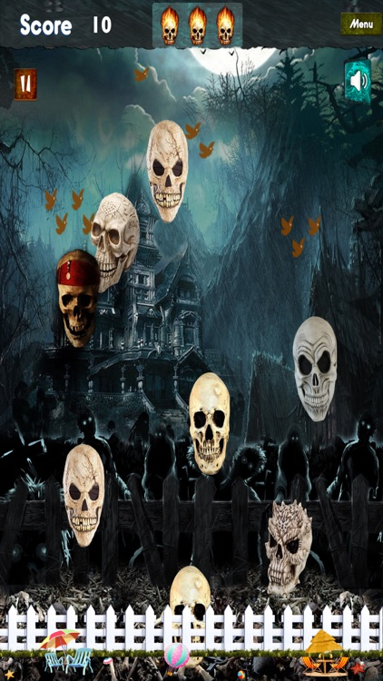 Skeleton Breaker - Addictive Halloween Smashing Fun Game screenshot-3