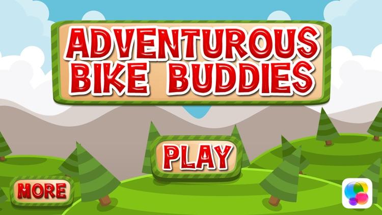 Adventurous Bike Buddies – High Speed Bicycle Adventure Race screenshot-3