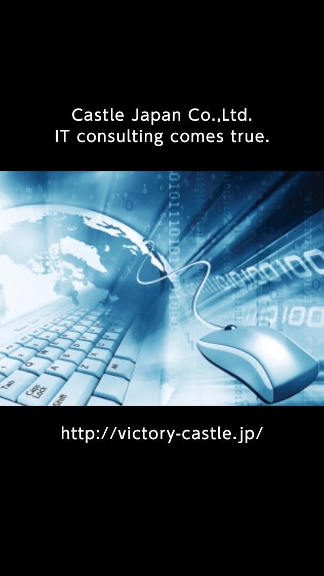 IT・総合コンサルティング 株式会社キャッスルジャパンのスクリーンショット2