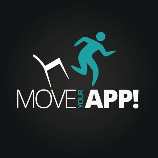 Move Your App icon