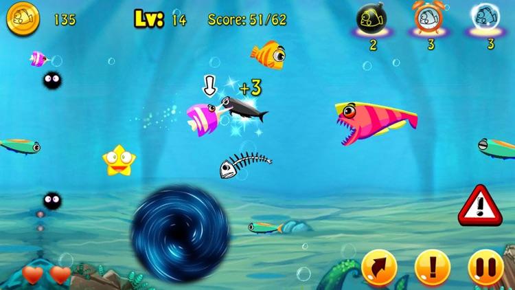 Crazy Fishes Deluxe screenshot-3
