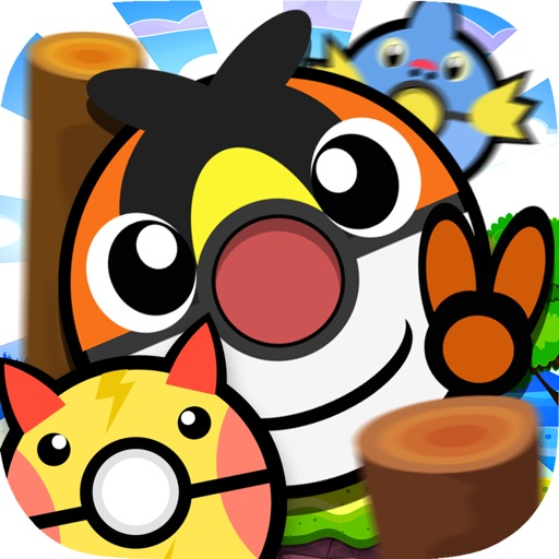 "Flappy PokeBall and Dash : "" Flying Monster Adventure Original Edition """