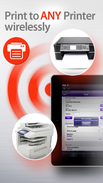Print n Share Pro for iPhone screenshot-3