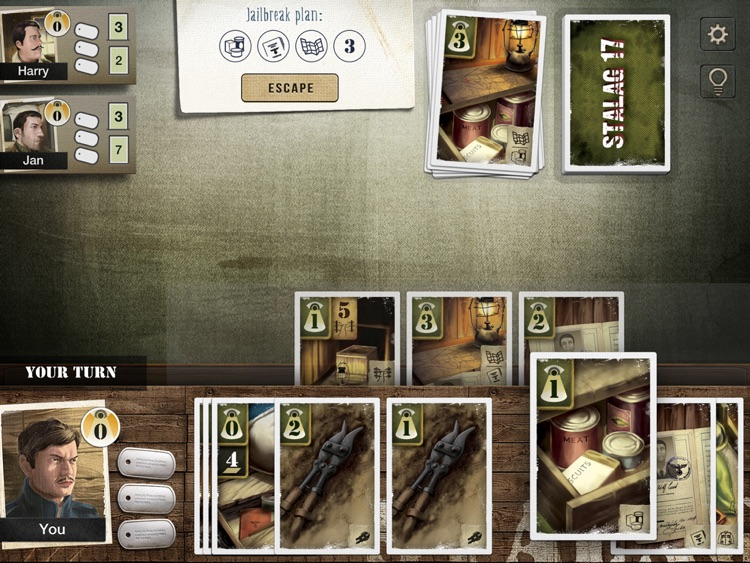 Stalag 17 Game screenshot-2