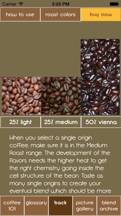 Smart Coffee Selector screenshot-3