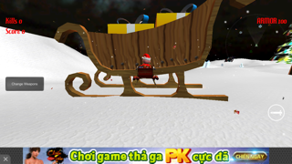 Santa Claus - The Witch Hunter screenshot three