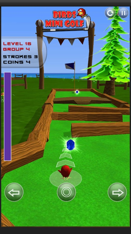 Bird Mini Golf - Freestyle Fun screenshot-4