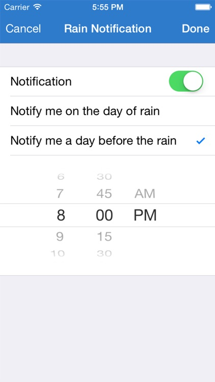 Will it Rain? [Pro] - Rain condition and weather forecast alerts and notification screenshot-4
