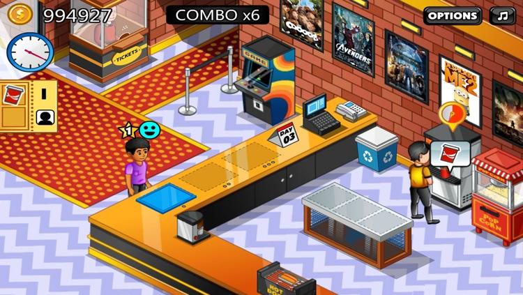 电影院餐厅 - 打造梦幻般超级餐厅 screenshot-3