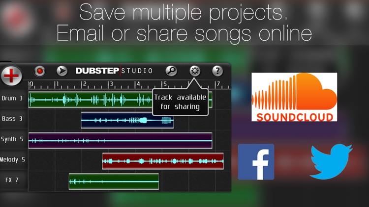 Dubstep Studio screenshot-4
