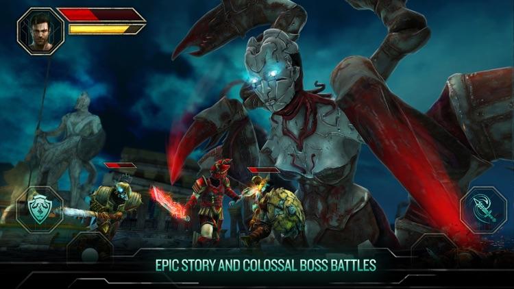 Godfire: Rise of Prometheus screenshot-3