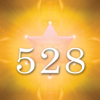 Diviniti Publishing Ltd - 528hz Solfeggio Sonic Meditation by Glenn Harrold & Ali Calderwood アートワーク