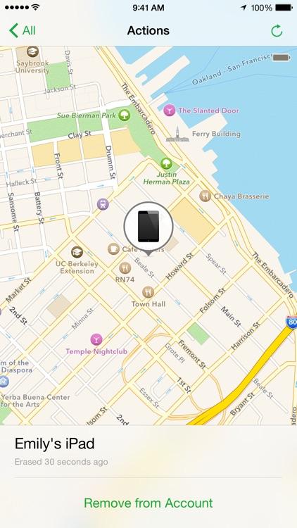 Find My iPhone screenshot-4