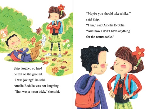 amelia bedelia hits the trail by herman parish on apple books