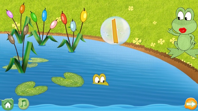 Over In The Meadow: A Singalong Song For Kids screenshot-3