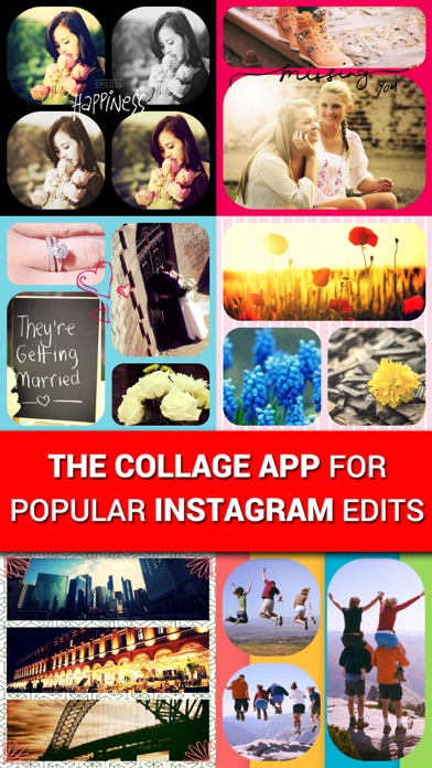 photo stitch free collage maker and picture frame editor for