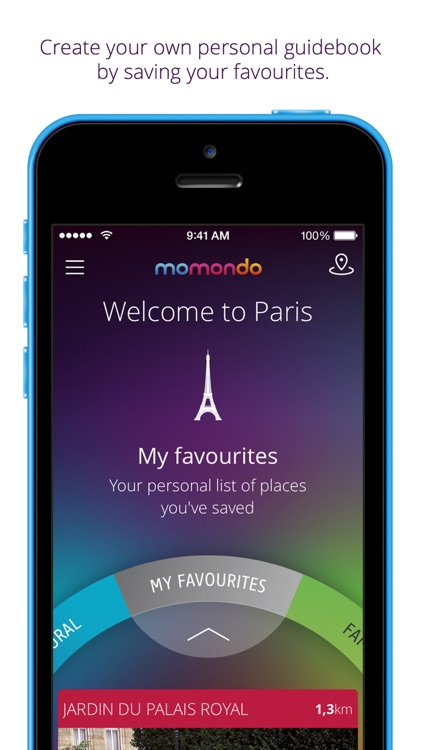 Paris travel guide & map - momondo places screenshot-4