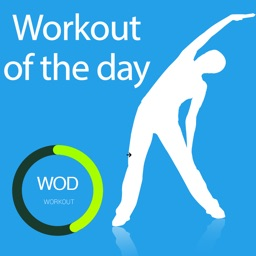 Workout of the Day (WOD) at Home - CrossFit Enthusiastic Trainer for a Full Body Fat Meltdown