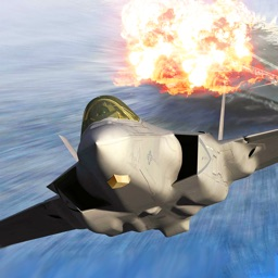 Jet Fighter Ocean At War