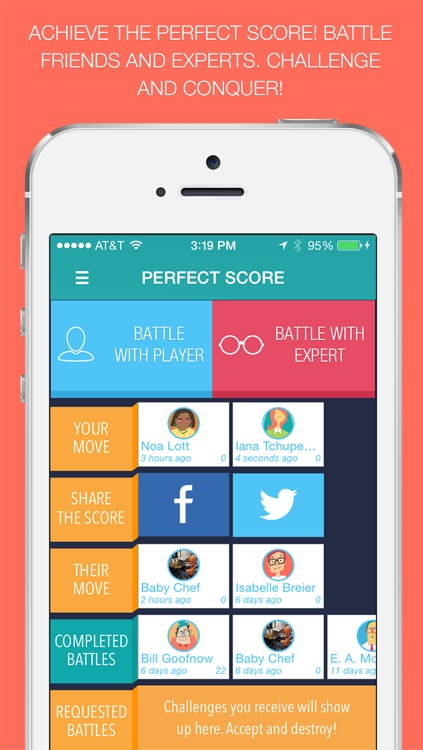 Perfect Score: SAT screenshot-0
