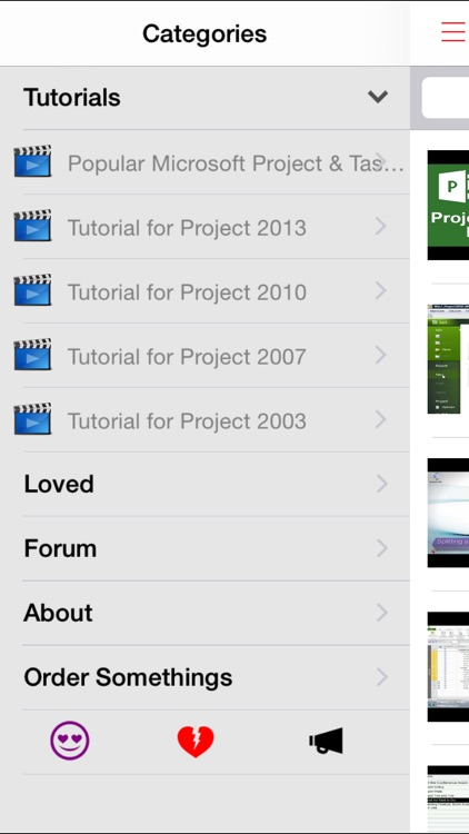 Videos Training For Project Pro screenshot-4
