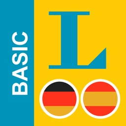 Spanish <-> German Talking Dictionary Basic