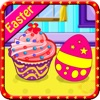Cooking Creamy Easter Cupcakes-Kids and Girls Games
