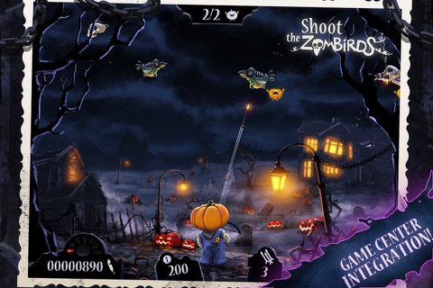 Shoot The Zombirds screenshot 2