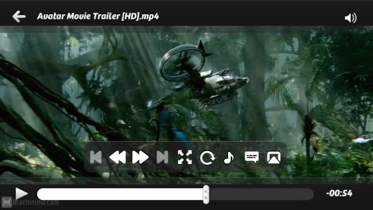 Quick Player Pro - for Video Audio Media Player screenshot-4