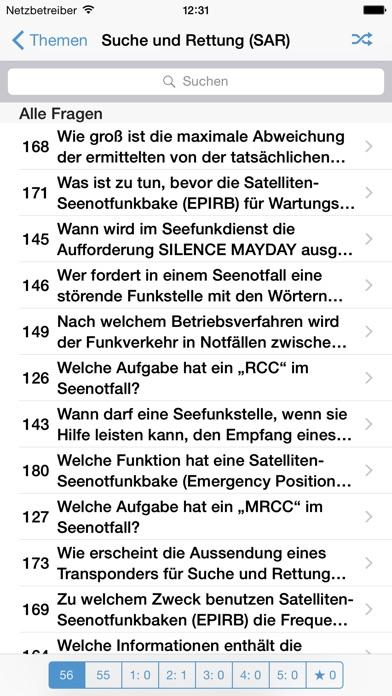 Screenshot for Sportboot Funk in Germany App Store