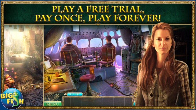 Hidden Expedition: The Crown of Solomon - Hidden Objects, Adventure & Mystery screenshot-0