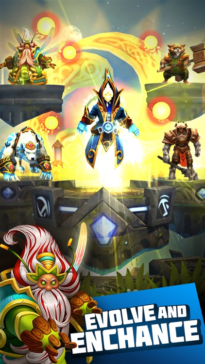 Etherlords (Arena) screenshot-2