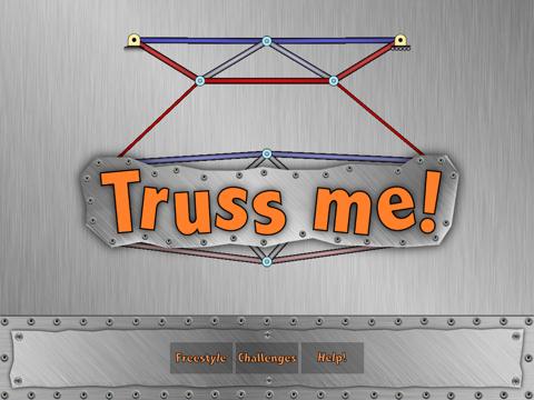 Truss Me! screenshot 1