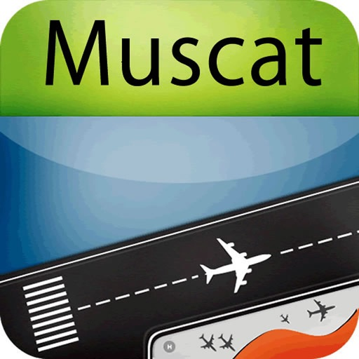 Muscat Airport Pro (MCT) Flight Tracker