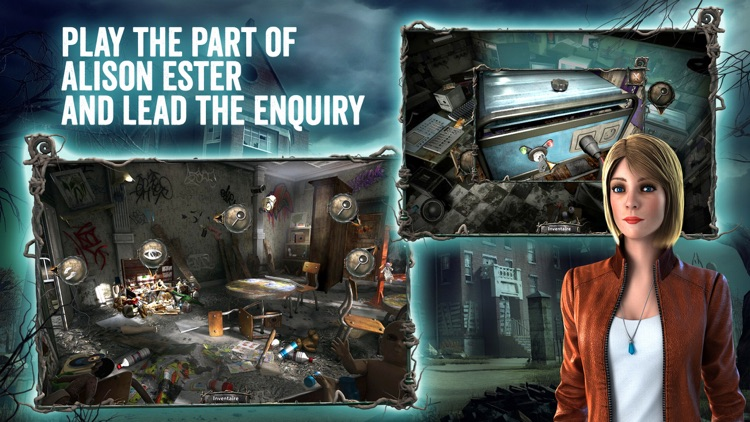 Medford Asylum: Paranormal Case - Hidden Object Adventure