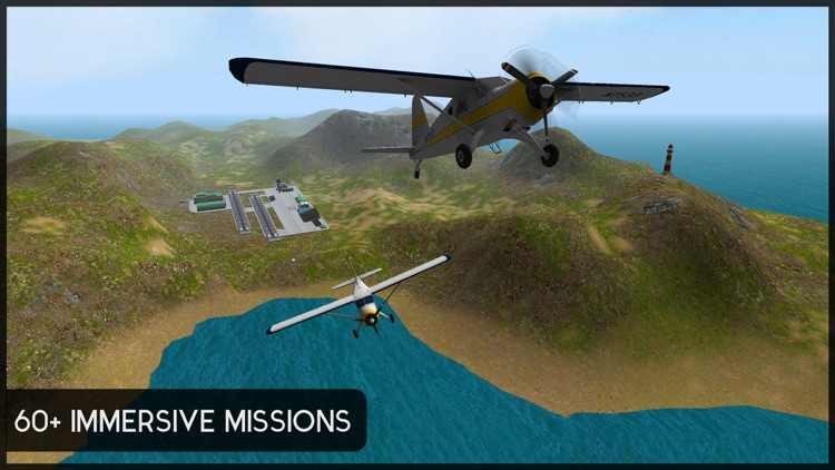 Avon Flight Simulator ™ 2015