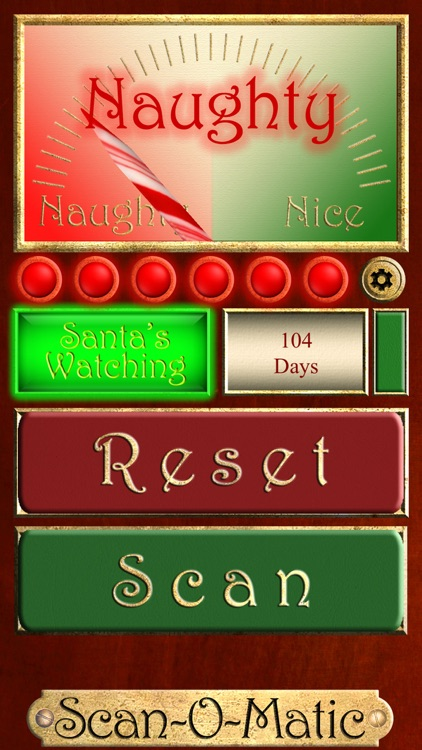 Santa Scan-O-Matic Pro