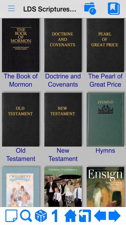 LDS Scriptures Premium screenshot-0