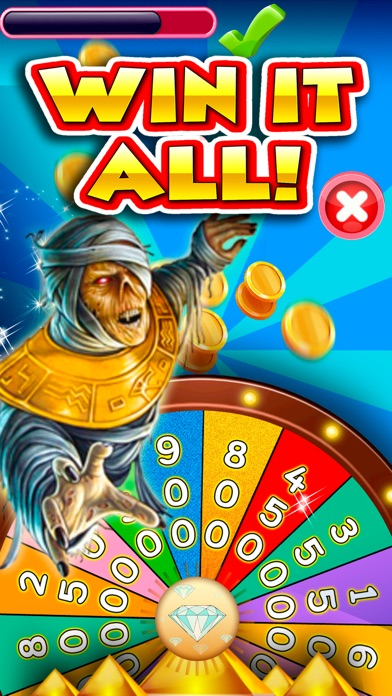 All Slots Casino Pharaoh's Fire - Journey Way Of Caesars Fortune To Hit It Rich In Old Vegas! screenshot two