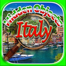 Italy Adventure Find Objects - Hidden Object Time & Spot Difference Puzzle Games