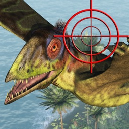 Flying Dino-saur Hunt-ing Island Snipe-r Simulator Elite 2015