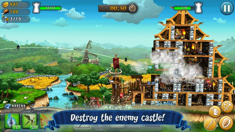 CastleStorm - Free to Siege screenshot-4