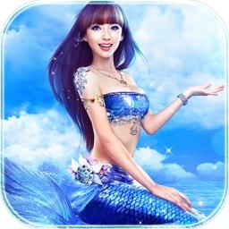 fairy tail mermaid dressup