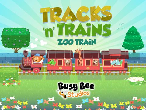 Tracks 'n' Trains: Zoo Trainのおすすめ画像5