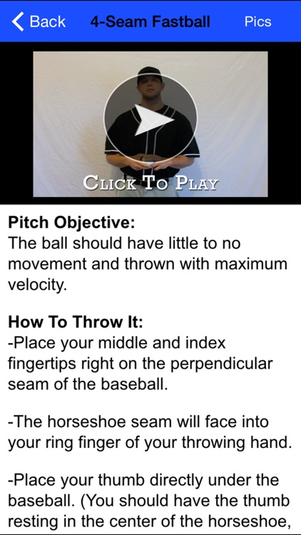 Pitching Hand Pro screenshot-2