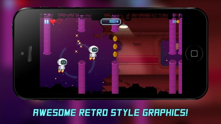 JetSpin Hustle - Space Arcade screenshot-0