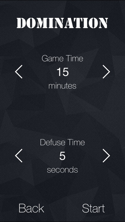 Airsoft Game Timer screenshot-1