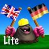German with Vocab Mole Lite - iPhoneアプリ