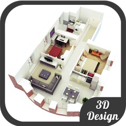 Bedroom 3D Floor Plans & Design Ideas
